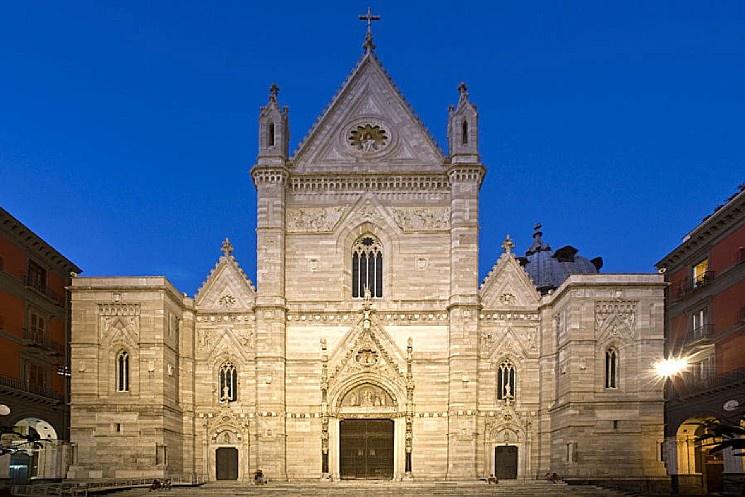 Risultati immagini per Cappella di Santa Maria Coeli - San Gennaro di Napoli.