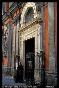 Chiesa di Sant' Angelo a Nilo. Naples, Campania, Italy