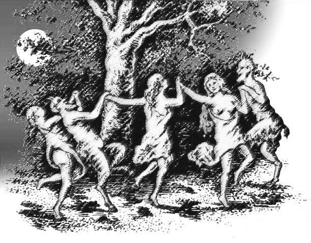Risultati immagini per sabba streghe