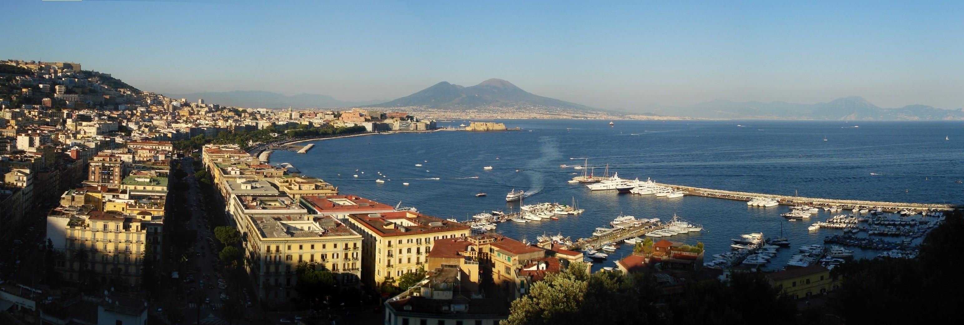CHIESA DI SANT\'ANTONIO A POSILLIPO – Cose di Napoli