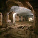 IPOGEI ELLENICI IN CITTA' ( un tesoro greco solo in parte riemerso )
