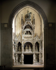 Napoli - San Giovanni a Carbonara, Monumento a Re Ladislao da Durazzo