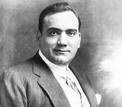 Enrico Caruso Nemo Profeta In Patria Cose Di Napoli