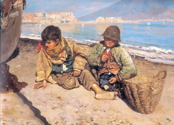 LAZZARI E SCUGNIZZI – Cose di Napoli