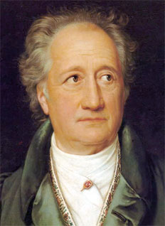 Johan Wolfgang Von Goethe Vedi Napoli E Poi Muori Cose